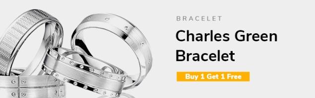 Charles Green Bracelet